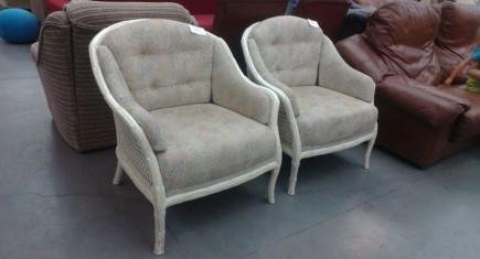 Ратанови кресла - 2бр.
