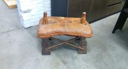 Самар с дървена конструкция