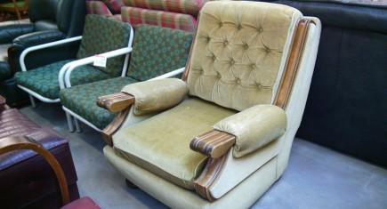 Единично кресло-3