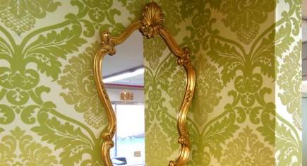 Огледало с барокова рамка