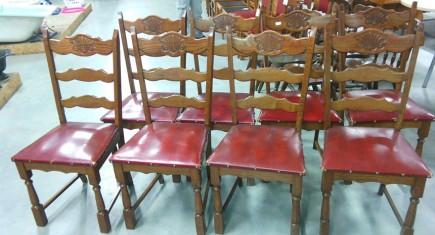 Столове - 8бр. за трапезария