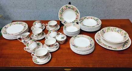 Столове с дамаска