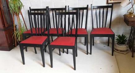 Ретро столове