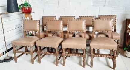Кресло с дамаска-1