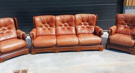 Столове от тиково дърво
