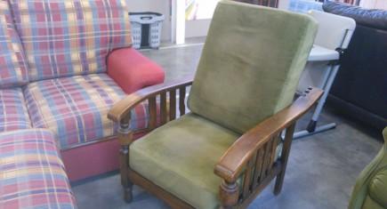 Релакс кресло старинно-1