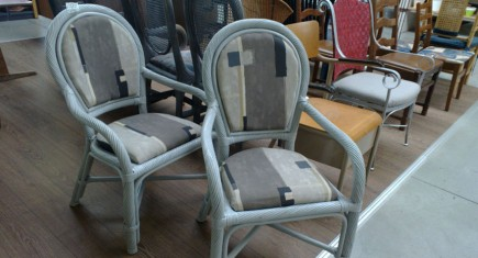 Кресла от ратан - 2бр.