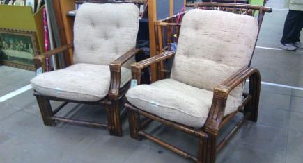 Ратанови кресла-1