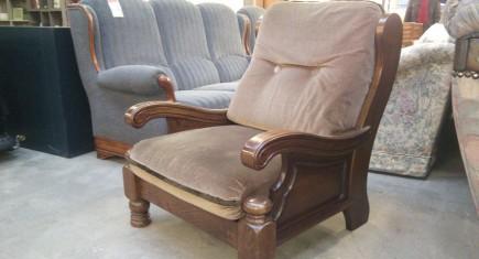 Кресло единично